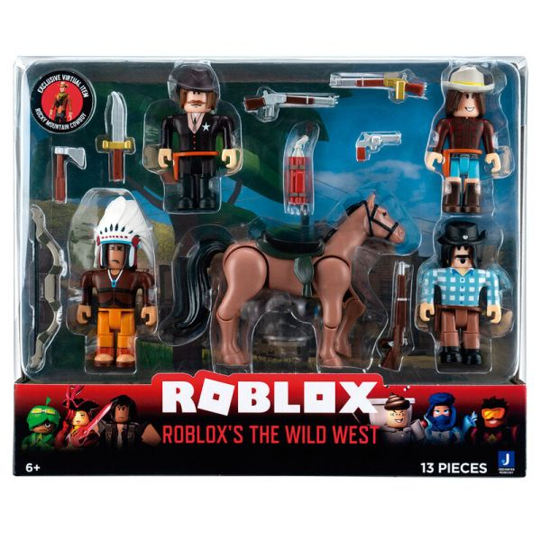 Roblox - Robloxs The Wild West set