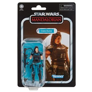 Star Wars The Mandalorian Cara Dune figure 9,5cm