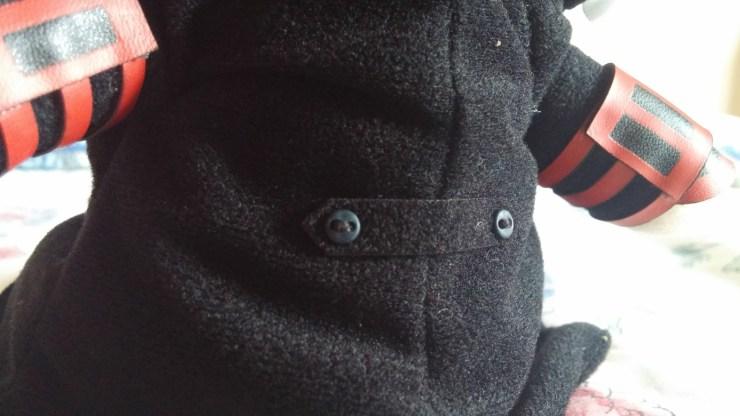 Cute little buttons!