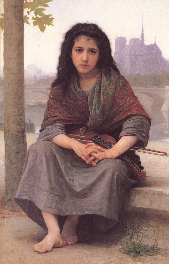 Despite being the most popular painting in the museum, The Minneapolis Institute of Arts recently sold The Bohemian, 1890.