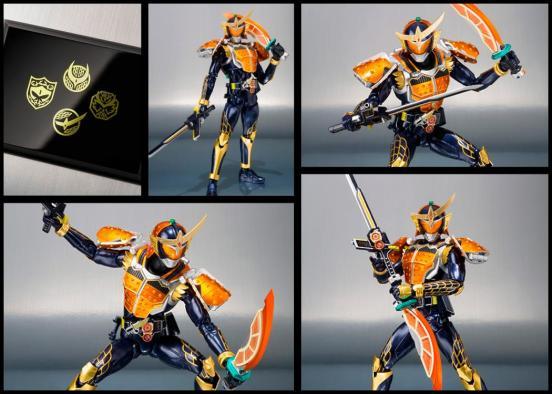 S.H.フィギュアーツ 仮面ライダー鎧武 オレンジアームズ