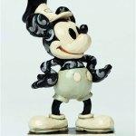 更新!【あみあみ】エネスコ ディズニー・トラディションズ/ 蒸気船ウィリー: ミッキーマウス スタチュー