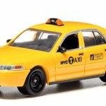 更新【あみあみ】1/64 2011 Ford Crown Victoria NYC Taxi(Hobby Exclusive)