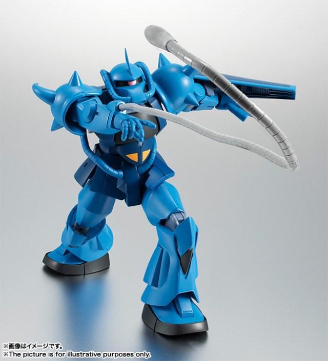 ROBOT魂 SIDE MS MS-07B グフ ver. A.N.I.M.E.