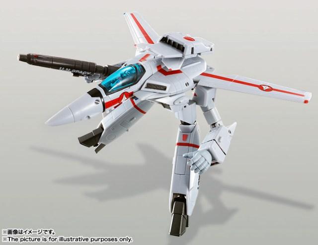 HI-METAL R VF-1J バルキリー(一条輝機)バンダイ 新作最安値予約