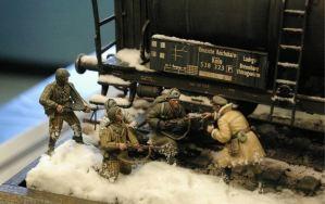 Dan Capuano Stalingrad Diorama