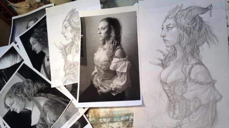 Inside The Fantasy Art Of Superstar Artist Tony DiTerlizzi