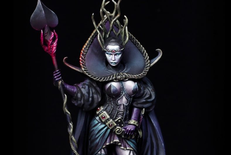 Oscura (Queen of Spades) - An In-Depth Review (Kimera Models)