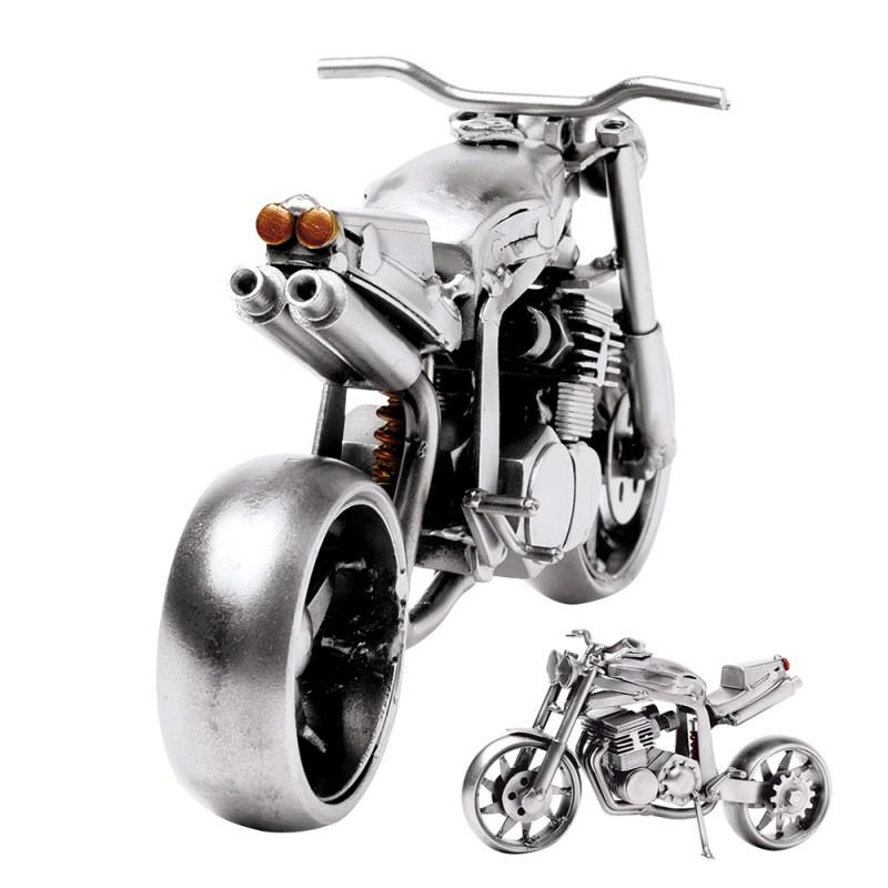 figurine hinz kunst en metal sculpture theme vehicules motorises