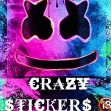Erazy Stickers 🔞