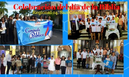 Distritos Educativos de la Regional 4, San Cristóbal, Celebran el Día Nacional de la Biblia