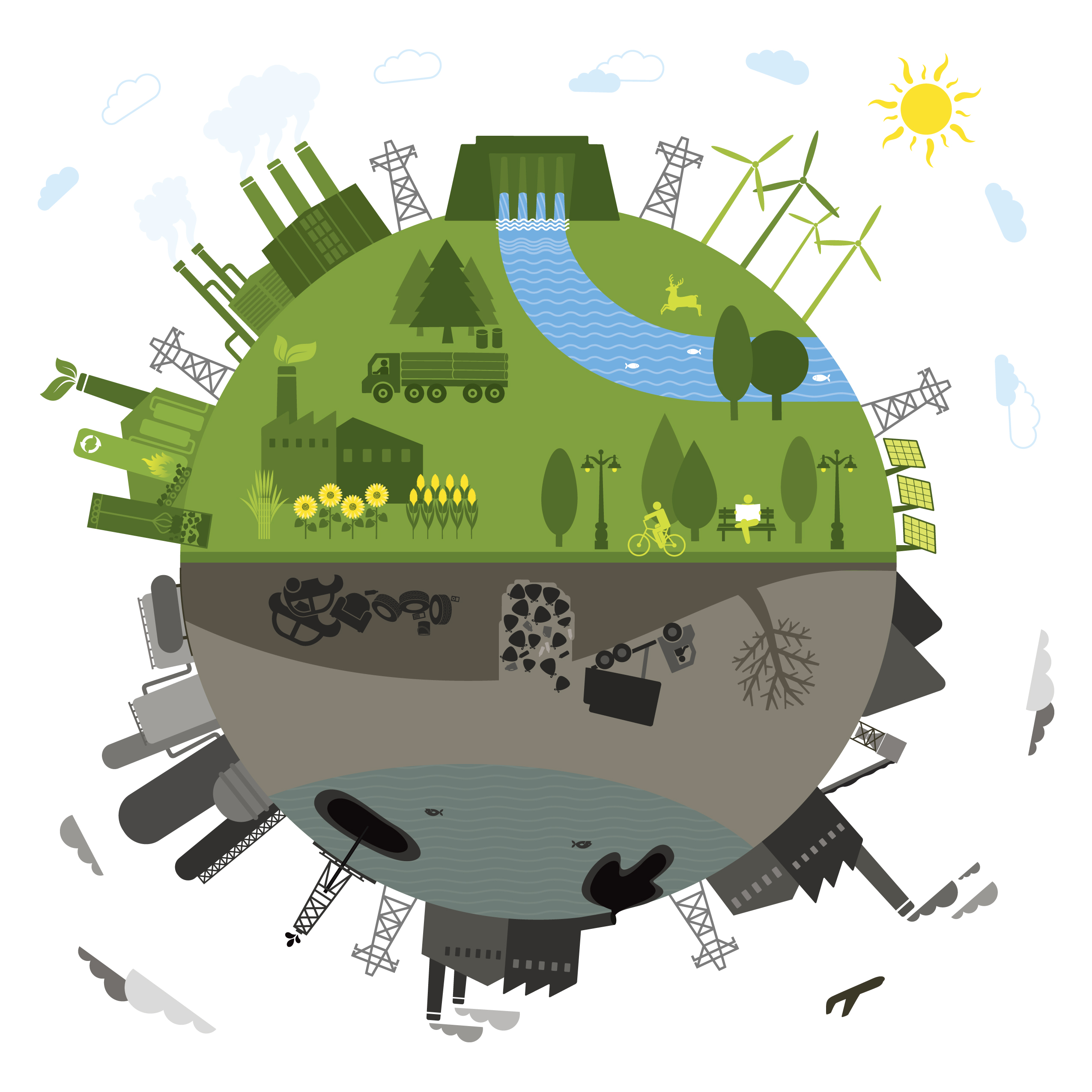 Sustainable Development And Natural Resources