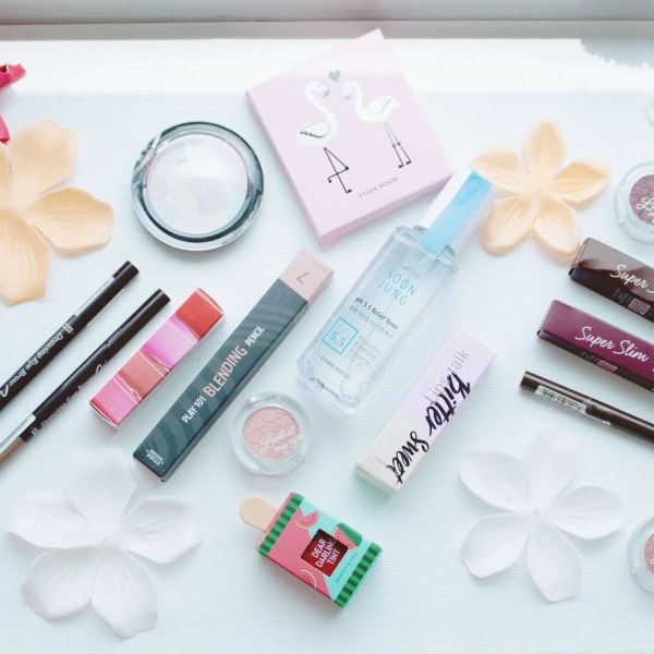 KBEAUTY one brand haul ETUDE HOUSE