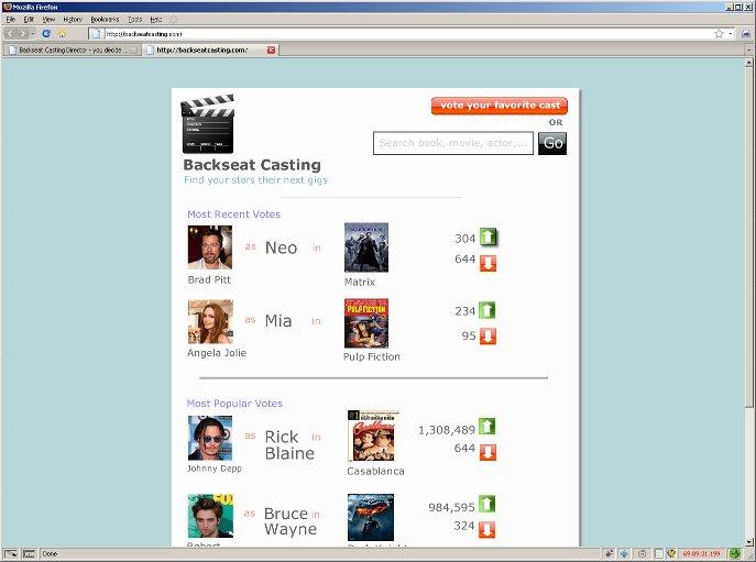 backseatcasting.com-screenshot