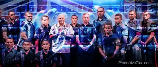 Fiji Team World 7s Olympics 2016 Gold