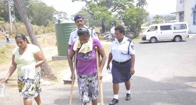 Life In Jail For Merciless Mother On Crutches