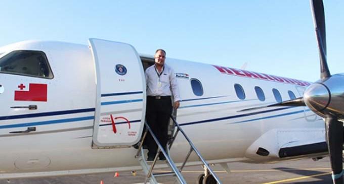 Resultado de imagen para real tonga airline  SAAB 340