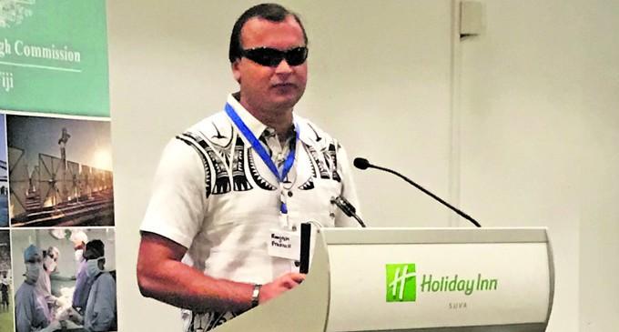 Prakash recalls study  success despite being blind