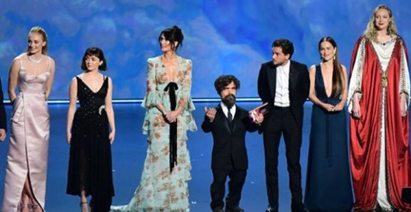 Game of Thrones is going out in an Emmys blaze of glory