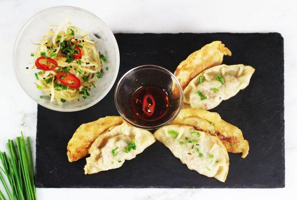 Gyoza jioazi Japanse dumplings