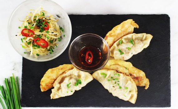 Lekkernij japanse streetfood japanse keuken Japanse dumpling Japans recept gyoza japans eten Japans gyoza maken gyoza deeg recept gyoza deeg maken Gyoza bakken dumplins bereiden dumplings recept dumplings maken aziatisch
