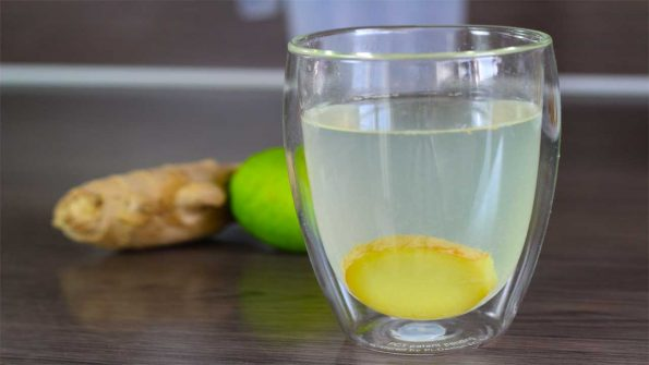 verse gemberthee maken thee met verse gember maken thee met gember en citroen gemberthee recept Gember thee maken gember citroen thee maken Citroen gemberthee