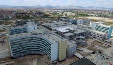 Konya Şehir Hastanesi; İşe Giriş Adresi MHP