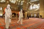 Salgın Artıyor, Camilerden Anonslar Yapılıyor