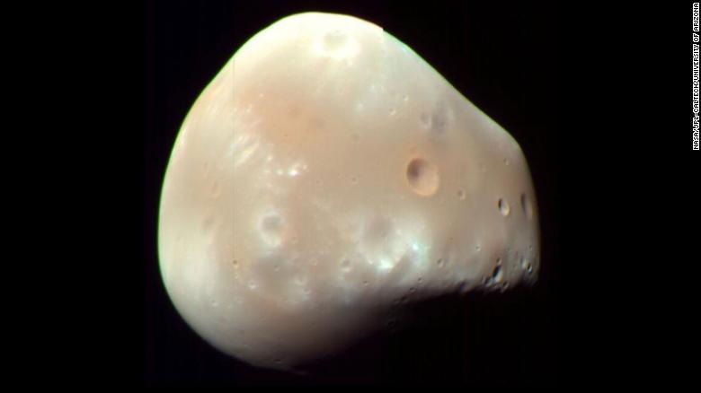 Mars Ay'ı
