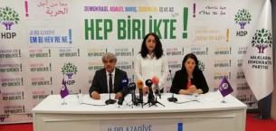 PKK ile ilişkisini kesmeyen HDP 'den Çağrı