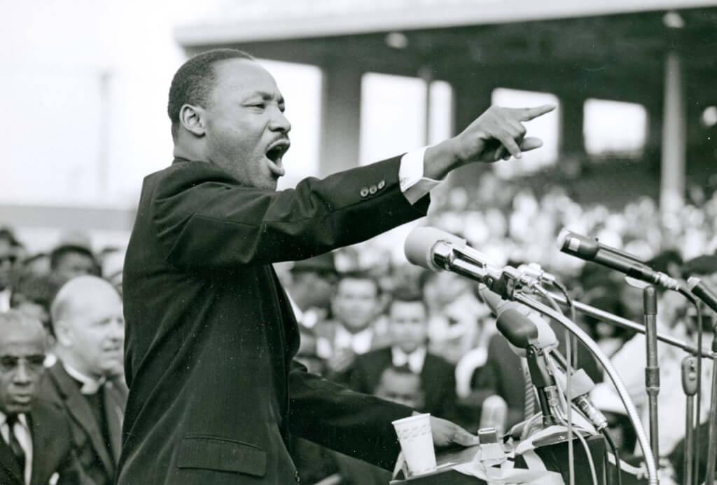 Martin-Luther-King- hayatı