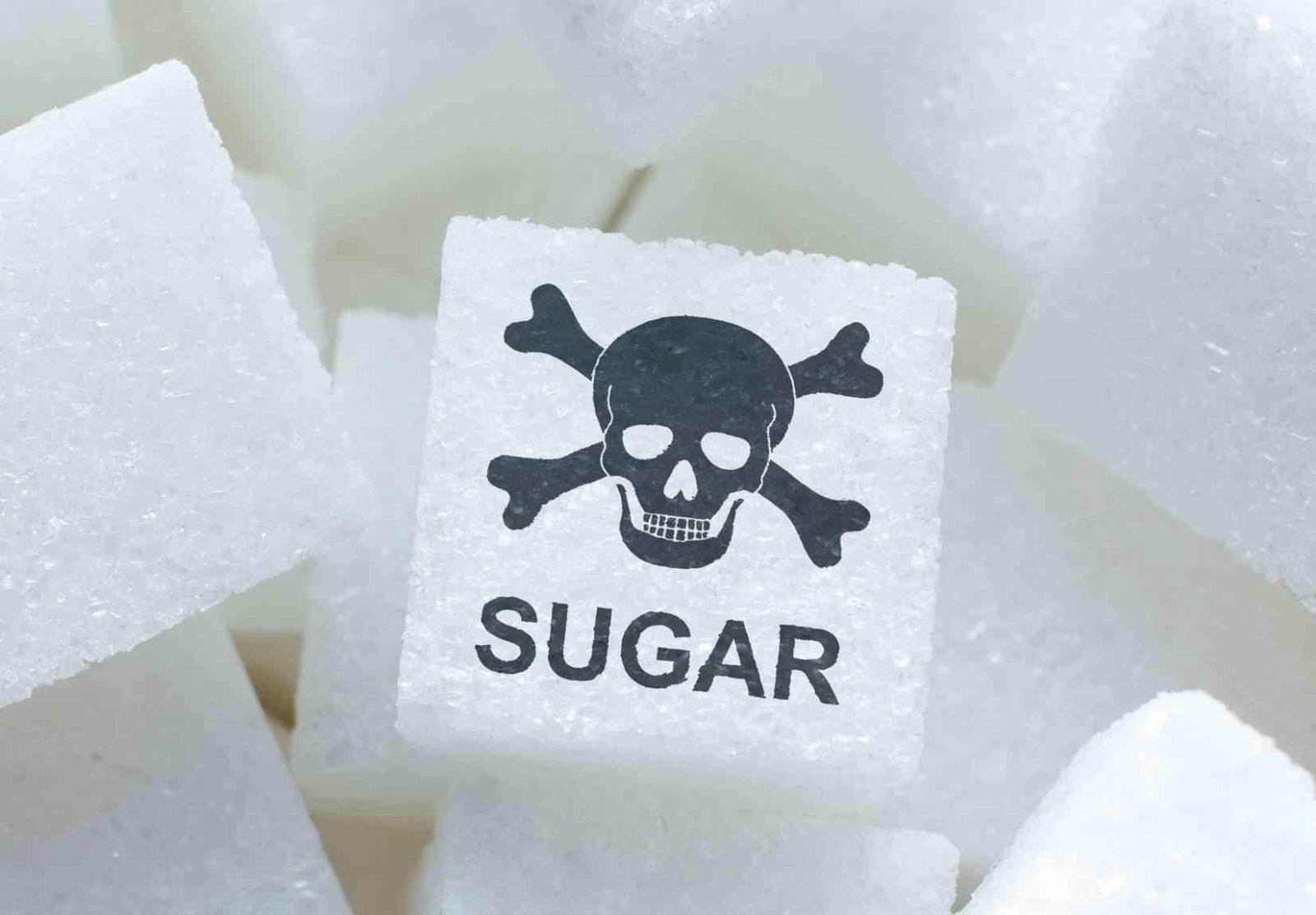 şekerin zarrları nelerdir