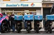 Nous filons acheter une pizza pour reprendre des forces pour la suite. Manifestement, nous ne sommes pas les seuls.