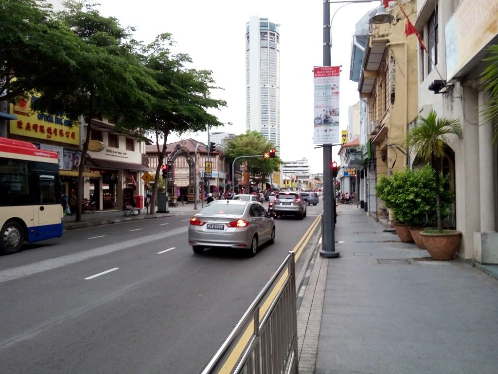 Jalan Pinang Georgetown