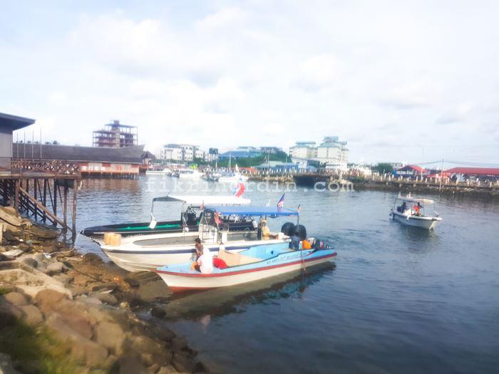 Trip dan Itinerary ke Semporna Sabah