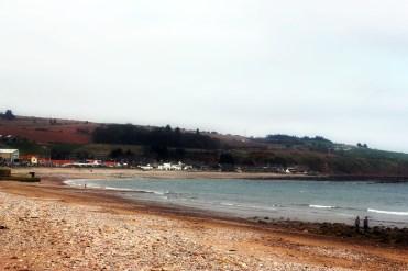 The shore of Cold North Sea