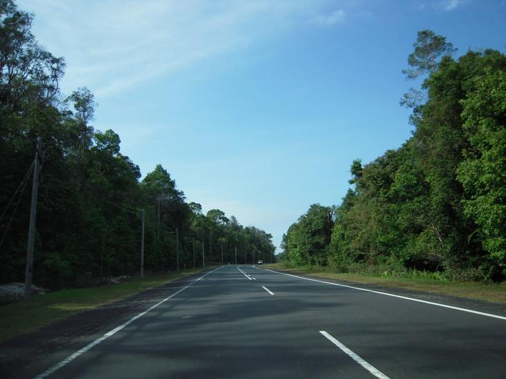 Jalan Mersing Mawai
