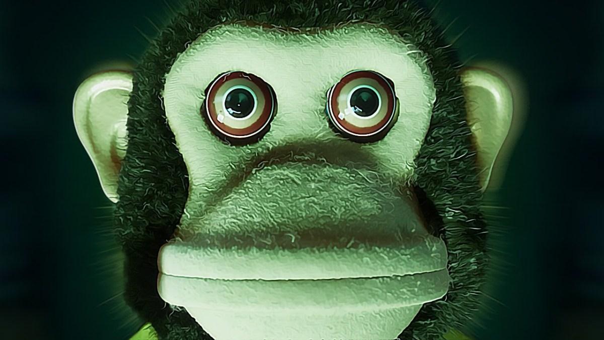 Aku dan mimpi - Benarkah monyet?