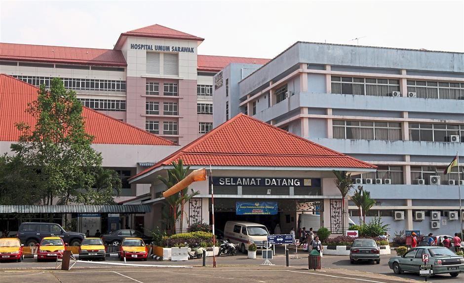 Hospital Umum Sarawak - Wad Onkologi 2A