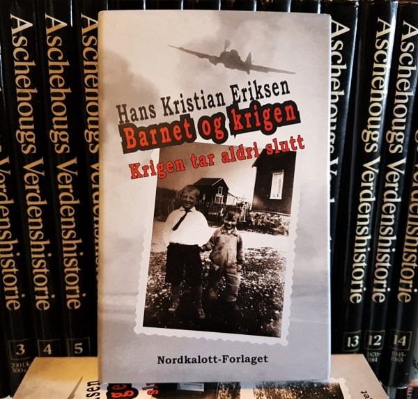 """Hans Kristian Eriksen: """"Barnet og krigen"""", prosalyrisk roman"""""""