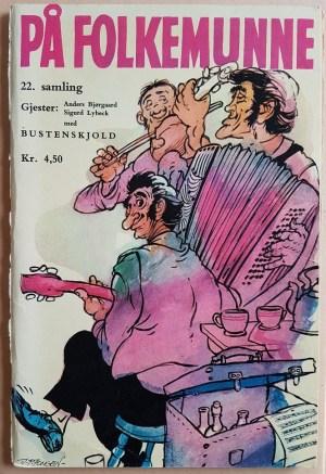 På folkemunne. 22. samling. Humorhefte.
