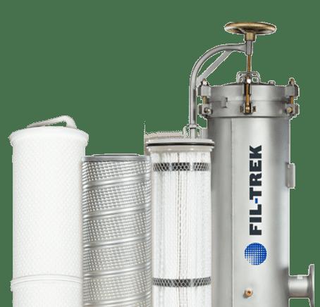 Product Catalogue Fil Trek Industrial Filtration