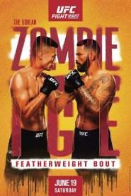 UFC on ESPN 25: Korean Zombie vs Ige 2021