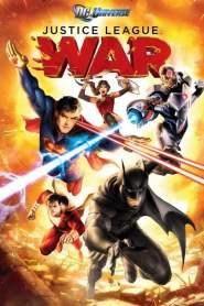 Justice League: War 2014