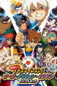Inazuma Eleven Go vs. Danball Senki W 2012