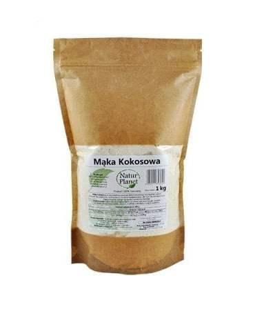 Mąka Kokosowa 500g Natur Planet