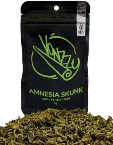 Susz CBD Vonzzy Amnesia Skunk