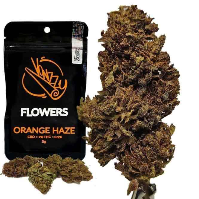 Susz konopny Orange Haze