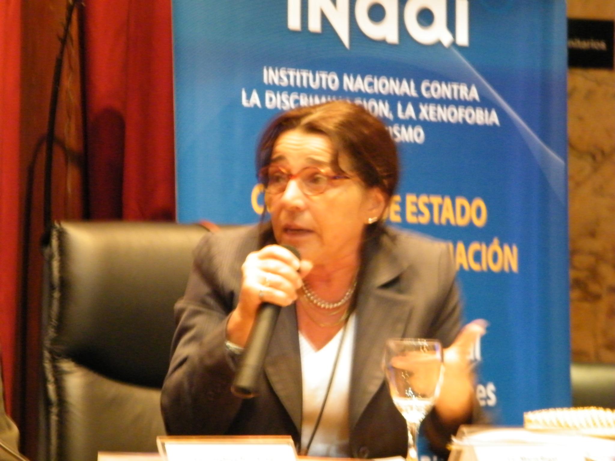 Organizado por el INADI, se impulsan políticas públicas contra la discriminación de género.