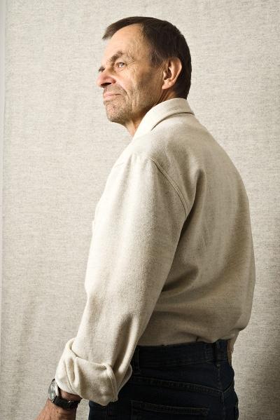 chemise pure laine mérinos blanche filature de chantemerle longo mai dos
